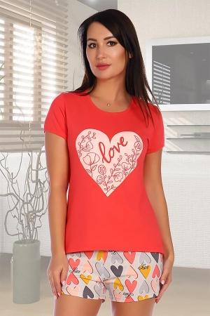 Пижама Оранжерея