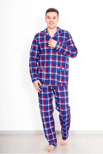 Пижама Фланель мужская 5724