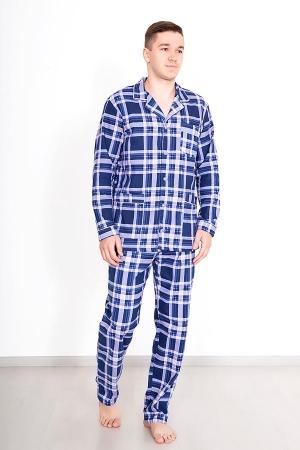 Пижама Фланель мужская 6266