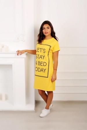 Платье домашнее Элефант 5466