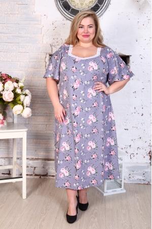 Сорочка Фламинго НАТ-50