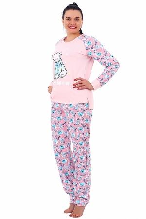 Пижама Зима розовая ФП-8