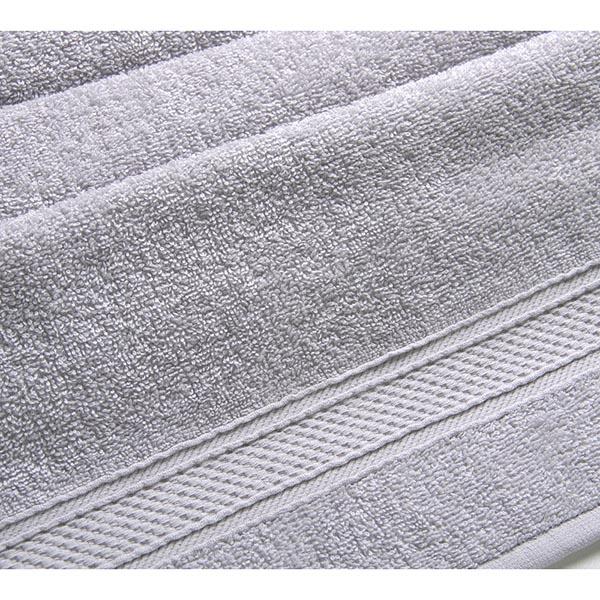 Полотенце махровое Платиновый, 400 гр/м2