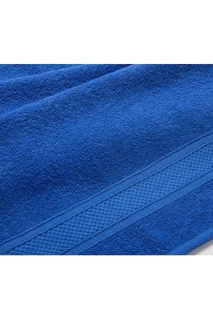 Полотенце махровое Синий, 400 гр/м2