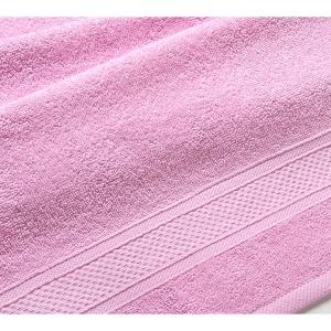 Полотенце махровое Светло-розовый, 400 гр/м2