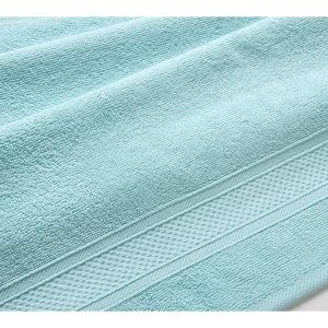 Полотенце махровое Светло-голубой, 400 гр/м2