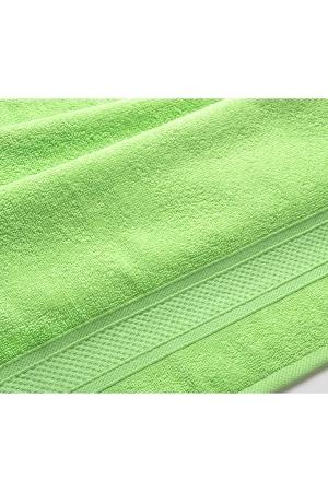 Полотенце махровое Салатовый, 400 гр/м2