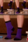 Носки Тюльпан женские плюш