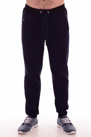 Брюки мужские 9-112г (темно-синий)
