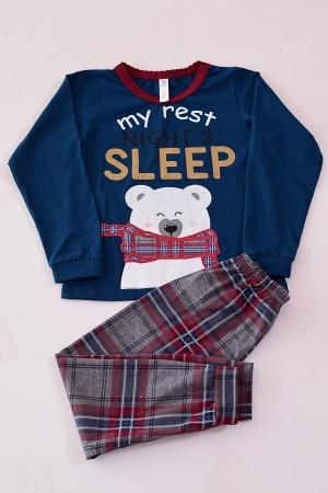 Пижама детская 7-229г