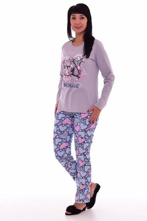 Пижама женская 1-160