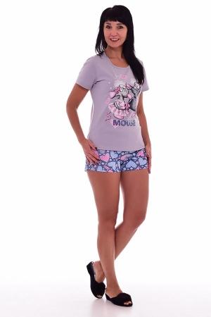Пижама женская 1-161