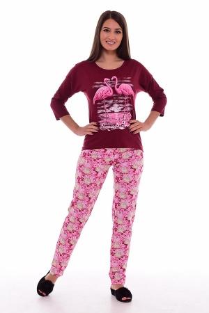 Пижама женская 1-166