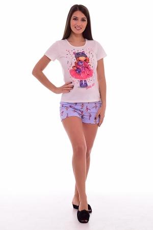 Пижама женская 1-168