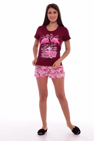 Пижама женская 1-169