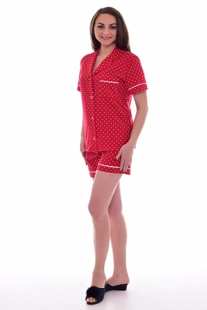 Пижама женская 1-178 (звёзды)