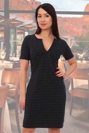 Платье 10465