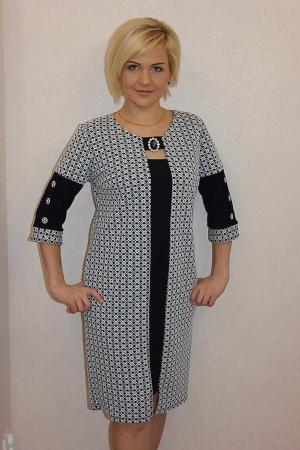 Платье П1138