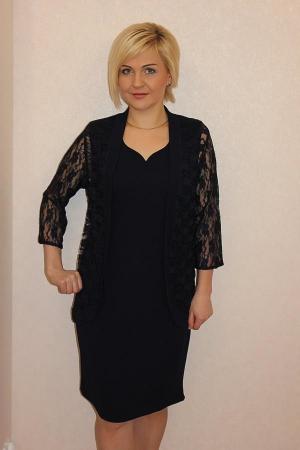 Платье П461