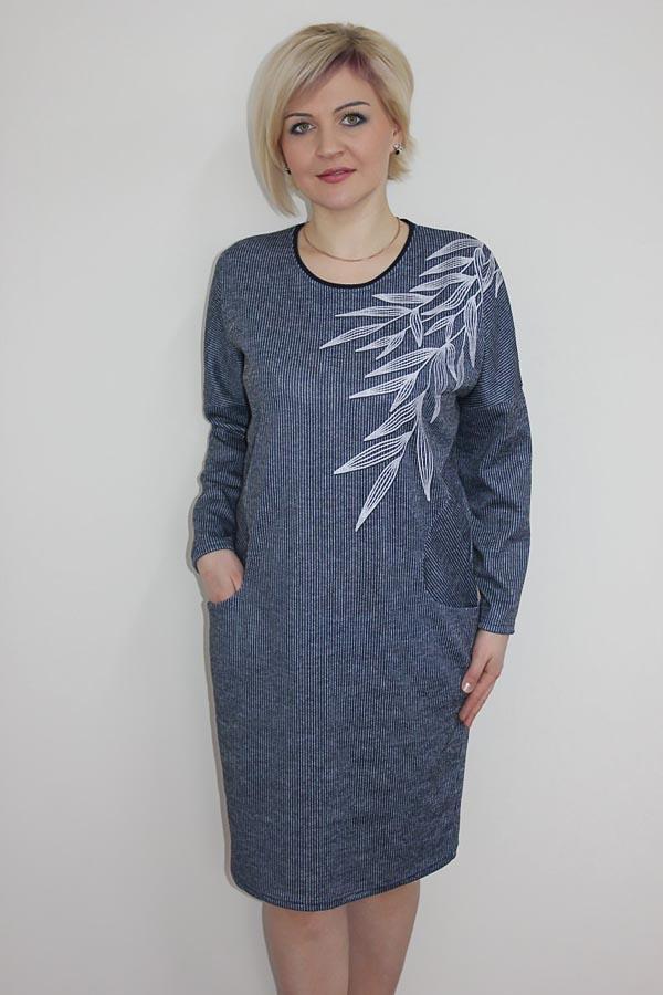 Платье П755