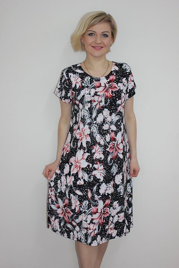 Платье П800