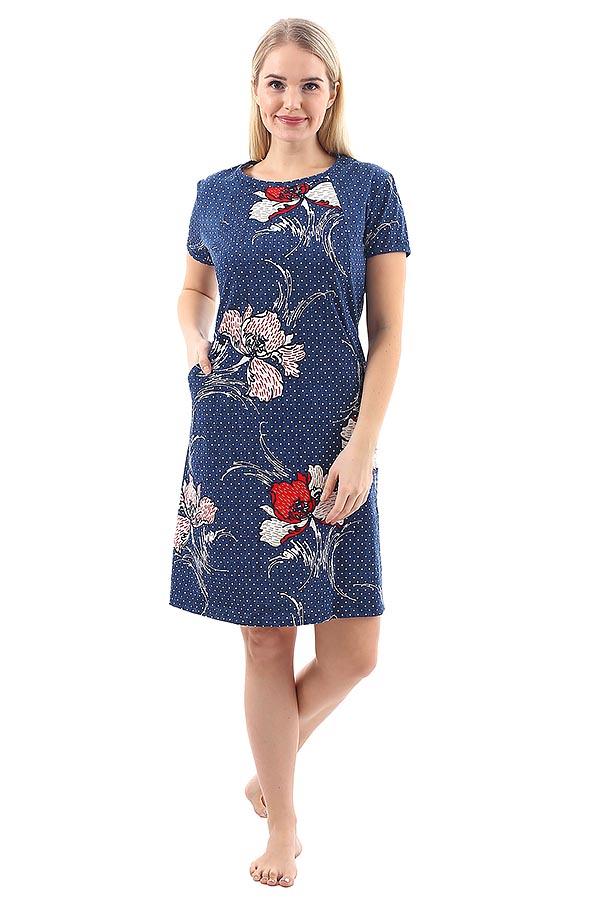 Платье Устинья красная  К-171