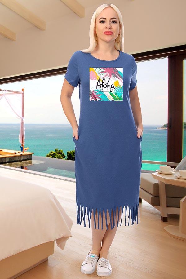 Платье 7100