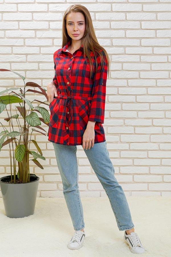 Рубашка Мария 6613