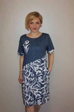 Платье женское  П1162