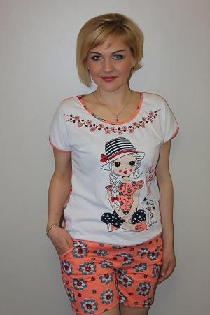 Пижама женский К723.5