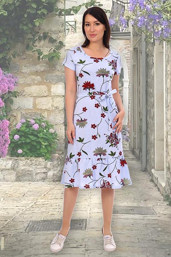 Платье 6857