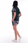 Костюм женский 5-262 (зеленый)