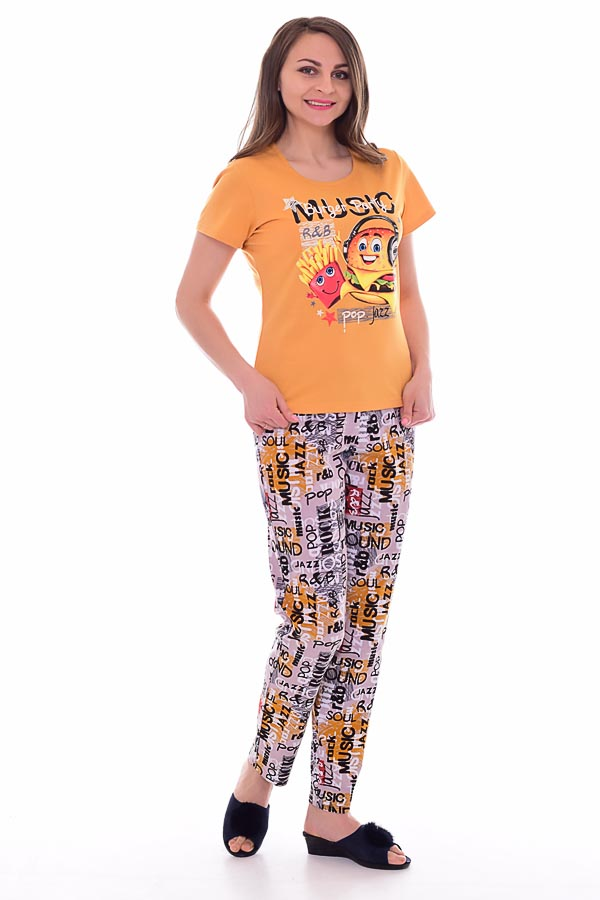 Пижама женская 1-182
