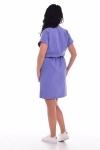 Платье женское ф-1-57 (голубой)