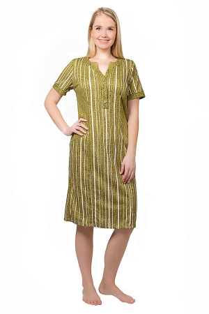 Платье Бенталь олива К-197