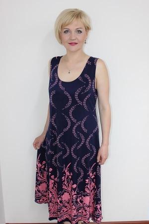 Платье женское П960.13
