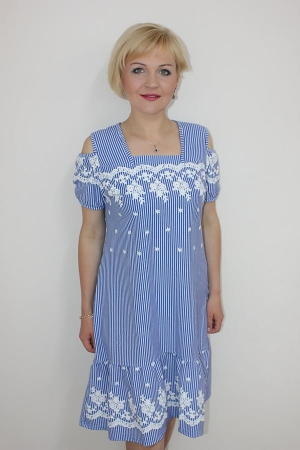 Платье женское П991