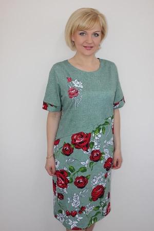 Платье женское П1162.1
