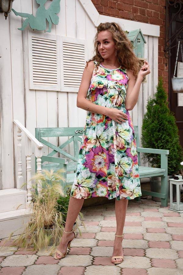 Платье 11052