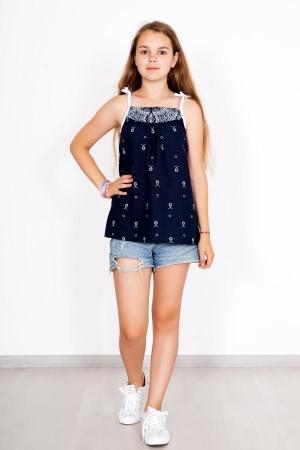 Блуза Ромашки 5409