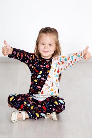 Пижама Непоседа 3772