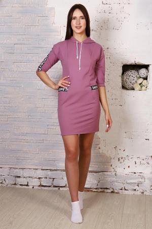 Платье-туника Лакшери ЛВ-338