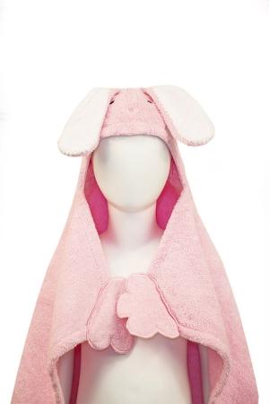 Уголок Ушастик розовый