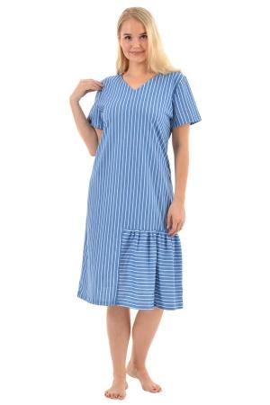Платье Ялта полоса К-191
