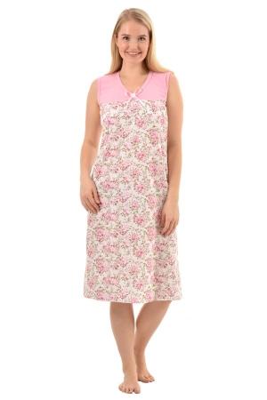 Сорочка Фатима розовая КС-91