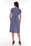 Платье женское 4-69е (джинс) последний размер