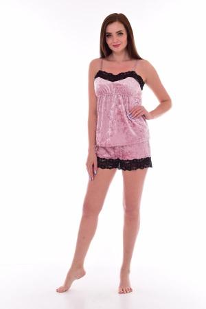 Комплект женский 3-199в (розовый)
