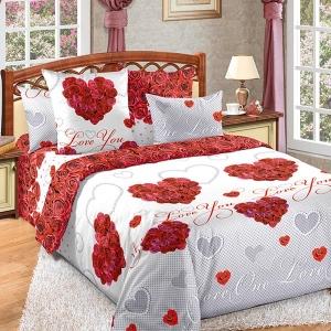 Вечная любовь постельное белье бязь
