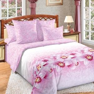 Аромат орхидей постельное белье перкаль