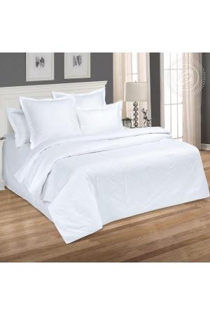 Белый постельное белье сатин